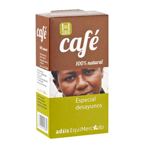 Café especial Desayunos