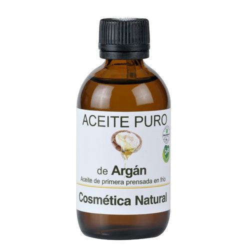 Frasco de aceite de Argán