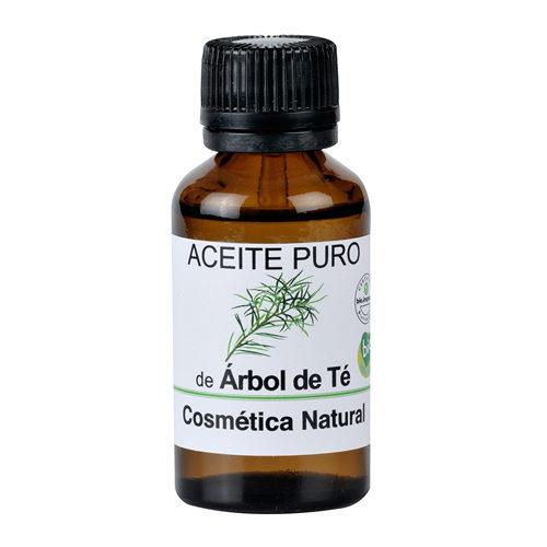 Frasco de aceite de Árbol de Té