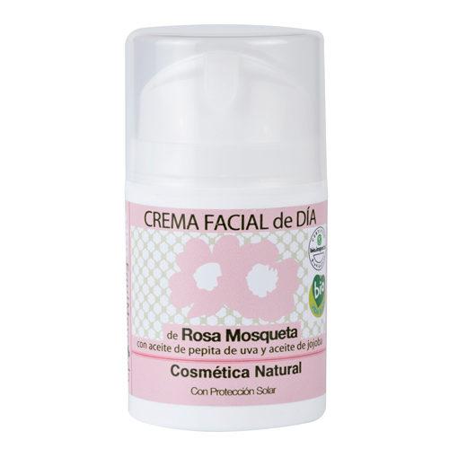 Crema facial de dia de Rosa Mosqueta