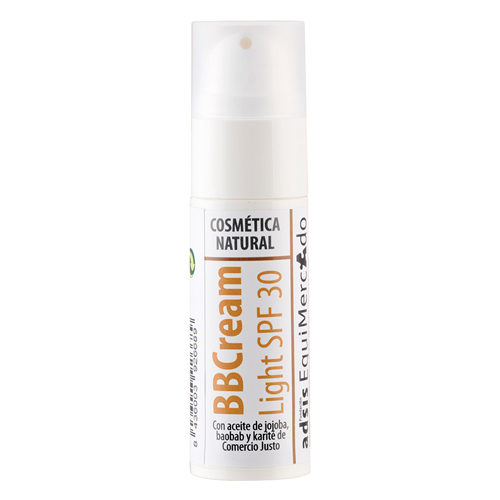 Bote de BBCream Light SPF 30