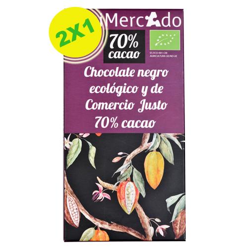 Chocolate negro 70% eco