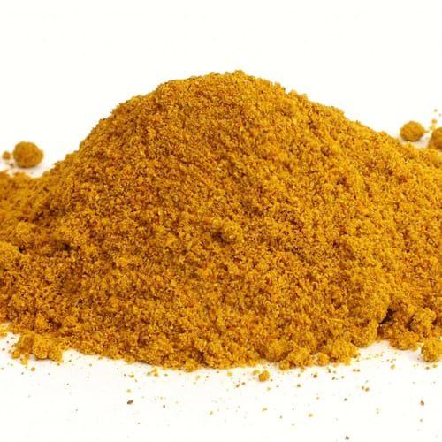 Curry en polvo a granel