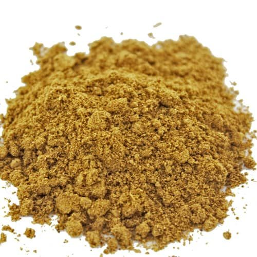 Garam Masala en polvo a granel