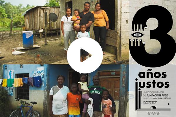 """Documental Comercio Justo """"3 años justos"""""""
