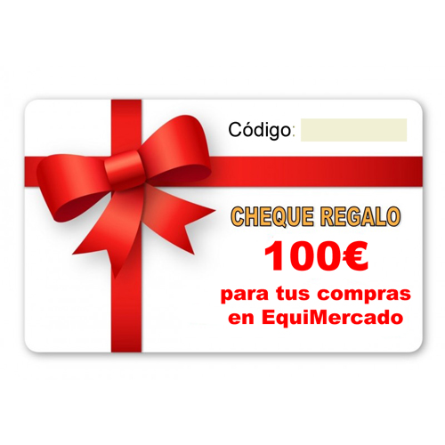 Cheque regalo 100€