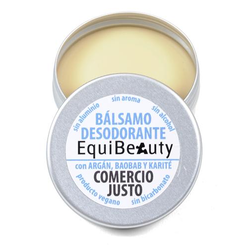 Desodorante sólido sin bicarbonato sin aroma